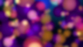 Colorful particles dots 01 Stock Photos