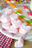Party candy for kids Royalty Free Stock Images