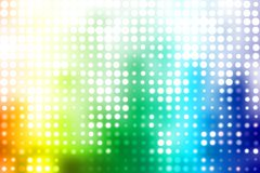Colorful Party Disco Trendy Abstract Background royalty free illustration