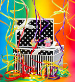 Colorful party or holiday decoration Stock Photo