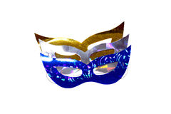 Colorful Party Masks Royalty Free Stock Photography