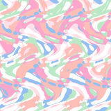 Colorful pastel abstarct pattern wallpaper sweet color background. Colorful pastel abstarct pattern wallpaper sweet color design background vector illustration