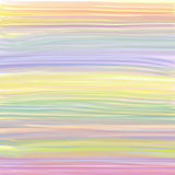 Colorful pastel color spectrum paint background lines Stock Photos