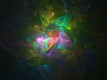 Colorful pastel glowing abstract background.  Stock Photo