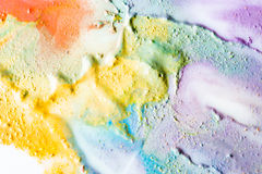 Colorful pastel texture Royalty Free Stock Photos