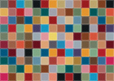 Colorful patchwork background Royalty Free Stock Images