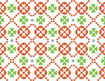 Colorful Pattern. A colorful argyle type pattern Vector Illustration