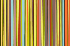 Colorful pattern. Colorful stripped pattern - 3D render Royalty Free Stock Photos