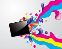 Colorful_pattern_2 Stock Photo
