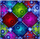 Colorful pattern Stock Photo