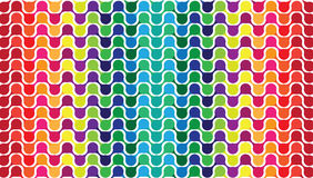 Colorful pattern abstract background Royalty Free Stock Photography