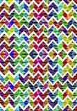 Colorful Pattern Backdrop Stock Photos