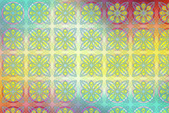 Colorful pattern background Stock Images