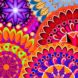 Colorful pattern Royalty Free Stock Images