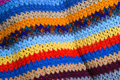 Colorful pattern cloth Royalty Free Stock Photo