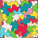 Colorful pattern Stock Images