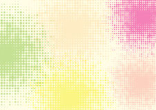 Colorful pattern. Dot creativity decoration wallpaper wave vector illustration