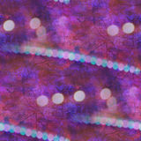 Colorful pattern purple water texture paint abstract seamless wa Stock Images
