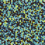 Colorful pattern with rhombus. Royalty Free Stock Photo