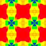 Colorful pattern. Seemless generated texture in background Stock Images