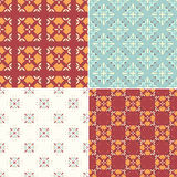 Colorful Patterns Stock Photo