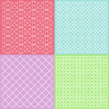 Colorful patterns Stock Photos