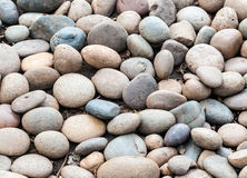 Colorful pebble Royalty Free Stock Images