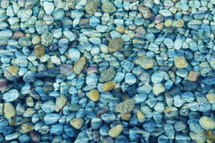 Colorful pebbles Royalty Free Stock Photography