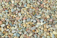 Colorful pebbles. Background composed of colorful pebbles royalty free stock photos