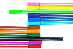Colorful pen Stock Image