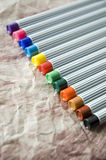 Colorful pen Royalty Free Stock Photography
