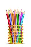 Colorful Pencil Royalty Free Stock Photography