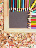 Colorful pencil Royalty Free Stock Photos