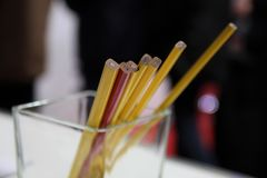 Colorful pencil Stock Image