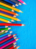 Colorful pencil Royalty Free Stock Images