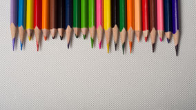 Colorful pencil Royalty Free Stock Image