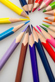 Colorful pencil Stock Photography