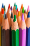 Colorful Pencils stock images