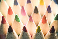 Colorful pencils, education concept Stock Photography
