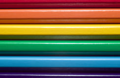 Colorful pencils, education concept Royalty Free Stock Photography