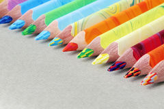 Colorful pencils. Stock Photography