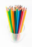Colorful pencils Royalty Free Stock Image