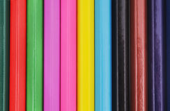Colorful pencils. Stock Photos