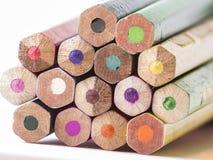 Colorful Pencils Stock Photo