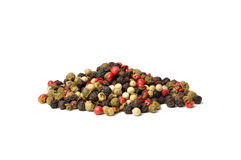 Colorful Pepper Royalty Free Stock Photos