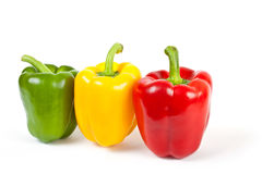 Colorful peppers Royalty Free Stock Image