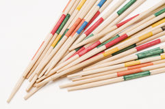 Colorful pick-up sticks Royalty Free Stock Image