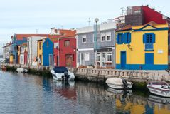 Aveiro, Portugal stock photo