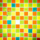 Colorful pieces of glass Royalty Free Stock Photo
