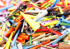 Colorful pile Stock Images